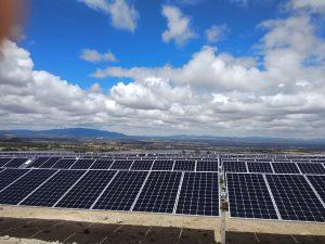 planta solar en México