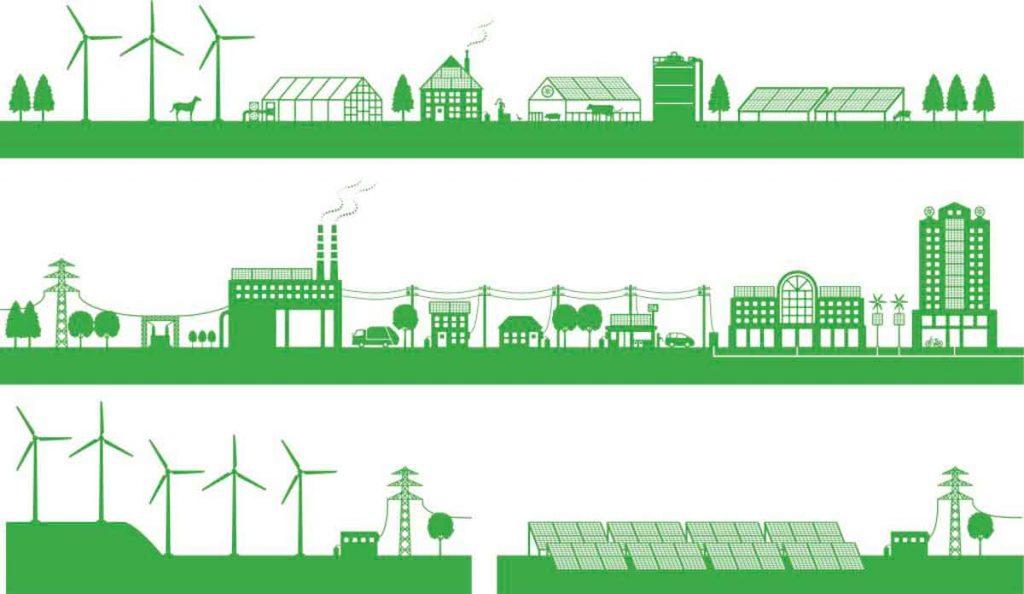 3 modalidades para aprovechar los paneles solares