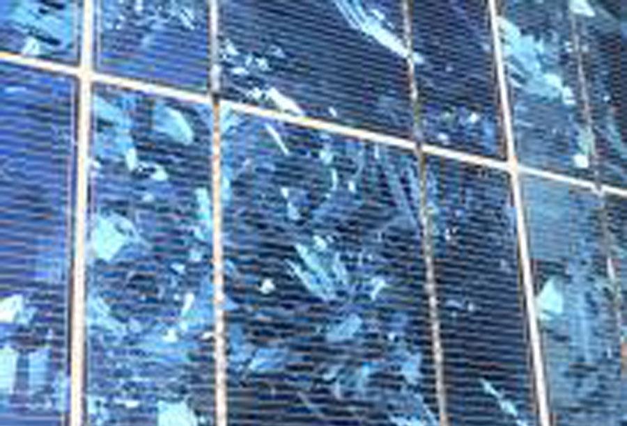 Celda solar en