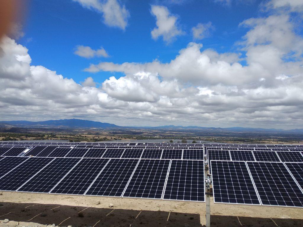 parque solar méxico